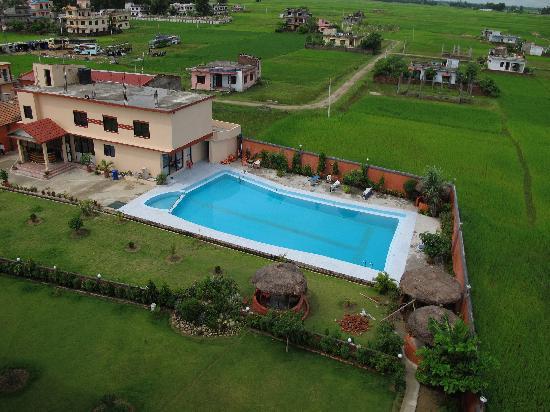 Nepalgunj, Nepal: Swimming Pool/fitness center