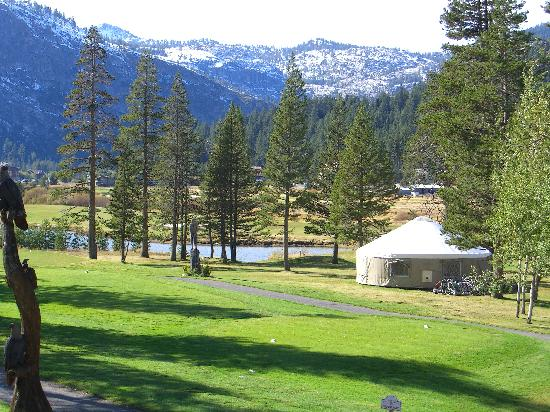 Resort at Squaw Creek: From Squaw Creek
