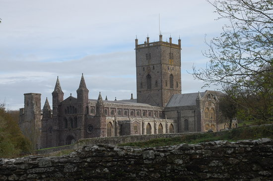 St Davids, UK: Cathedral