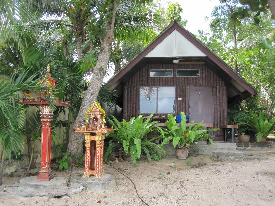 Como Resort Koh Samui: Standard-Bungalow Beachfront