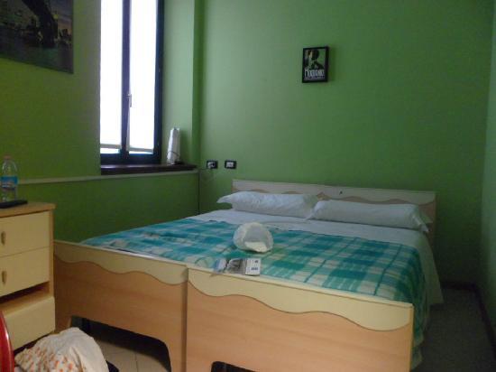 Central Hostel : stanza