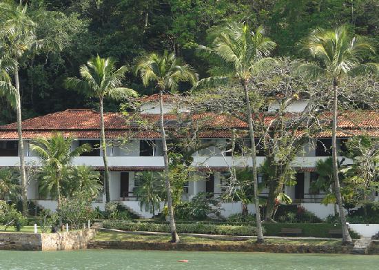 Hotel Pierre Itacuruca : FRENTE DO HOTEL PIERRE