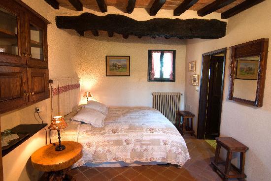 B&B Le Due Volpi: Room Brionvega