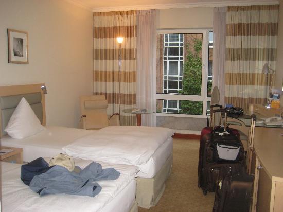 โรงแรมฮิลตัน มิวนิก ซิตี้: room