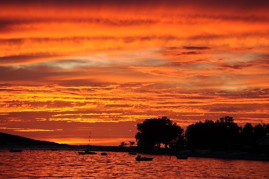Neilson Phokaia Beachclub: Sunset