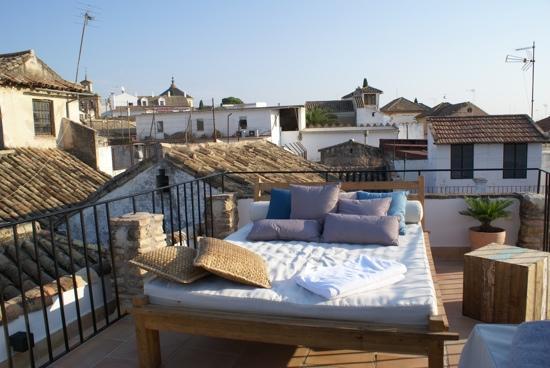 Balcon de Cordoba : balkon