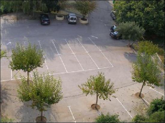 Casa Laura : Parking