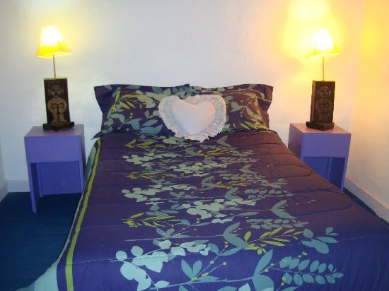 Hostel Jacaranda Inn: Double room