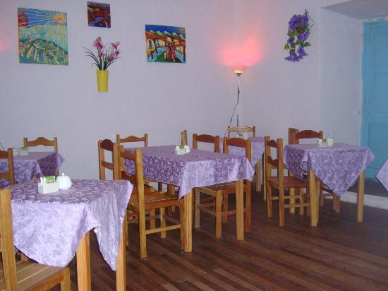 Hostel Jacaranda Inn: restaurant