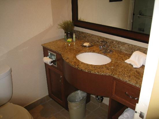 Algoma's Water Tower Inn & Suites: Bathroom