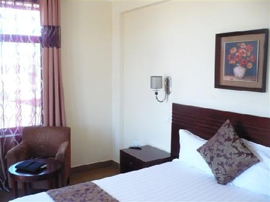‪‪Silver Palm Hotel‬: Double room‬