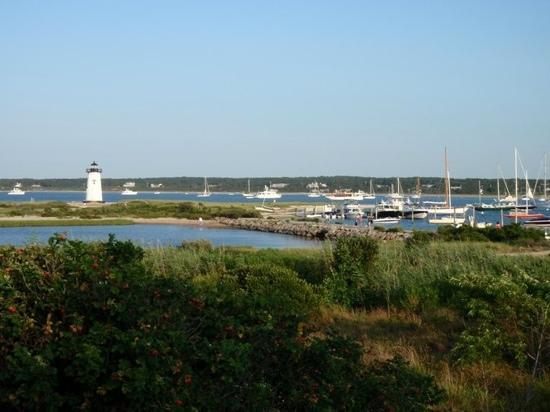 this beautiful spot is only a 3 minute walk from The Edgartown Inn