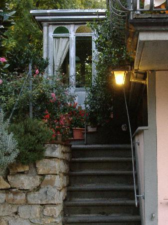 Al Tondone: Entrance