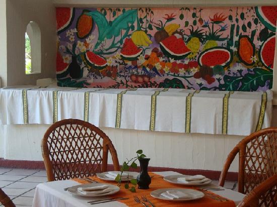 Restaurante Bugambilias del Hotel Villa Sol