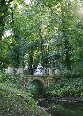 Steinhoefel, Tyskland: Park