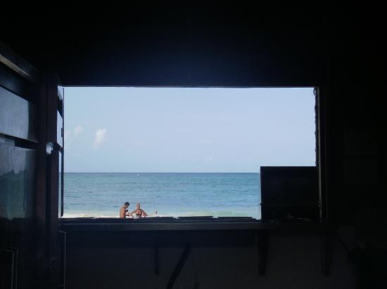 Bavaro Princess All Suites Resort, Spa & Casino: Ocean view from Mac Princess