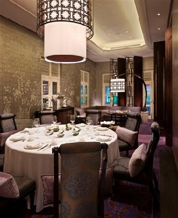 cassia private dining room - picture of cassia restaurant, sentosa