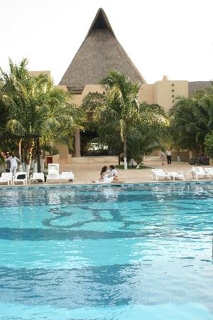 Telchac Puerto, Messico: Pool Areas