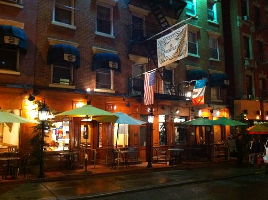 il cortile restaurant new york city little italy menu. Black Bedroom Furniture Sets. Home Design Ideas