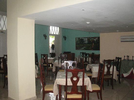 Hotel Habana Paseo: restaurant