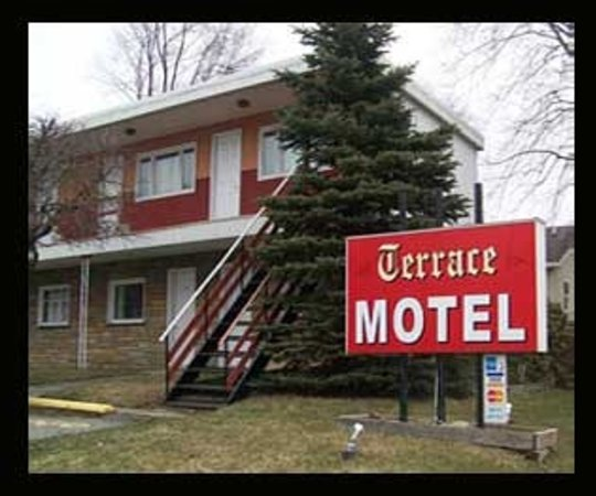 Terrace Motel Brockway Pa