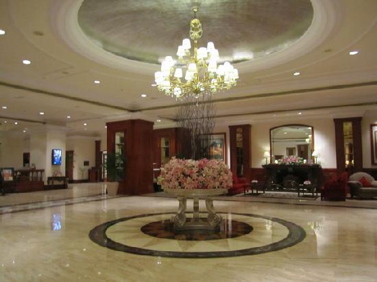 Eros Hotel: The Lobby