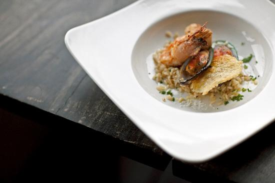 BEYOND THE SEA, Siamese Brasserie : Italian Seafood Risotto