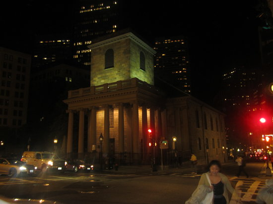 Boston Night Tour