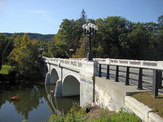 Proctor Marble Bridge Picture Of Vermont Marble Museum