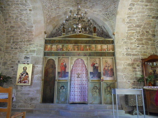 Agioi Deka, Greece: Eglise