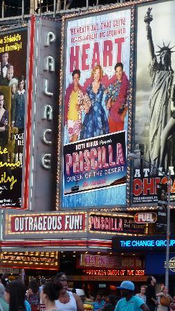 บอร์ดเวย์: Priscilla, Queen of the Desert!