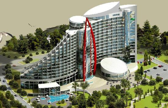 Jumeirah Bilgah Beach Hotel Az