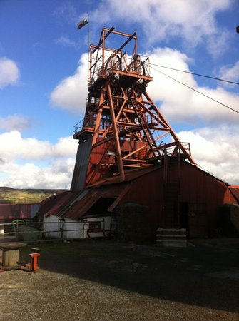 Blaenavon, UK: THE Big Pit