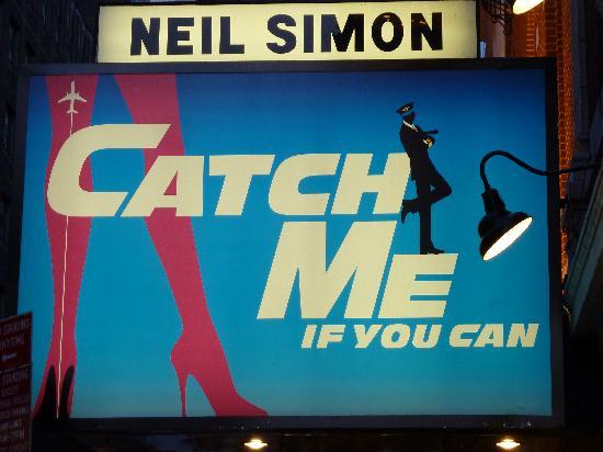 บอร์ดเวย์: Catch Me If You Can