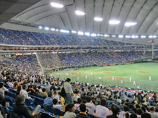 Tokyo Dome: 試合前
