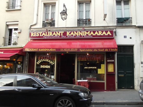kaanimara: restaurant