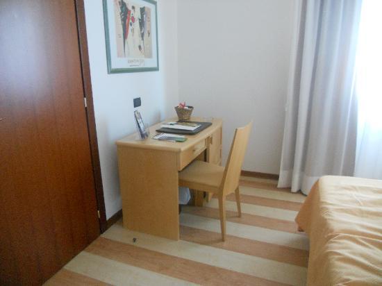 Hotel Portavaldera: La scrivania