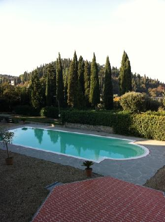 Villa dei Bosconi: piscina