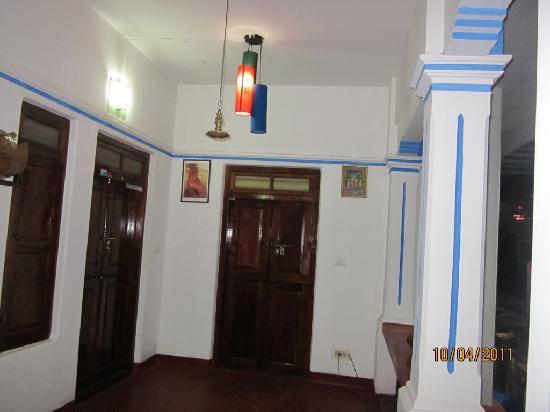 Ashtamudi Homestay: rooms