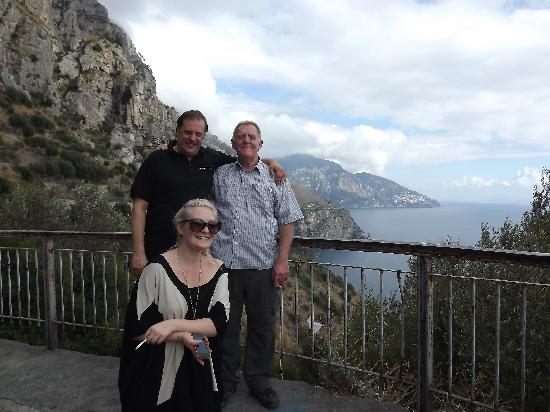 Easitalytours: Thanks Roberto for a great, great holiday!!!