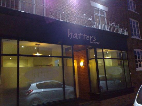 Hatters Restaurant: Hatters - Stone