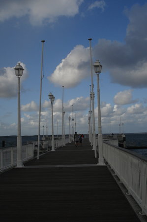 Thiers Jetty