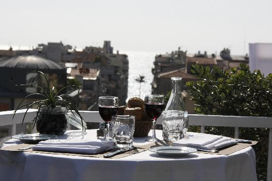 Splendid Hotel & Spa: Panoramic L'EssenCiel restaurant