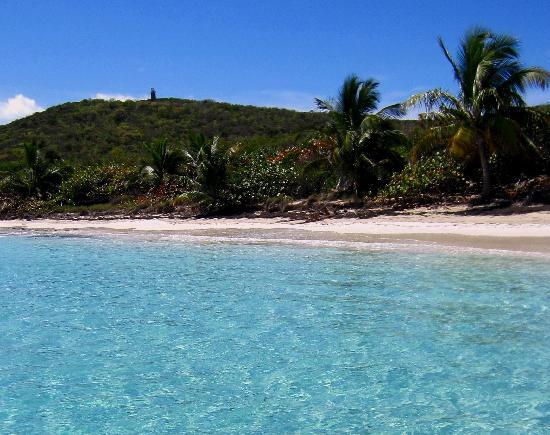 Villa Pelicano: Culebrita Playa Tortuga..