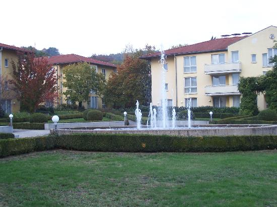 City Hotel Dresden Radebeul: Villas at the Hotel