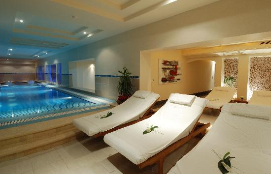 Premier Le Reve Hotel & Spa (Adults Only): Thalasso