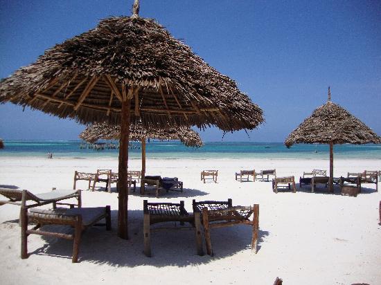 Kiwengwa Villaggio: la spiaggia