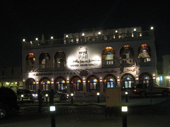 Souq Waqif Boutique Hotels: Hotel