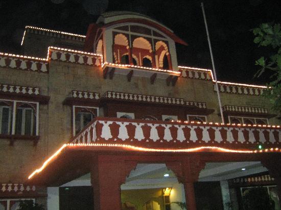 Ashok Jaipur: HOTEL ASHOK