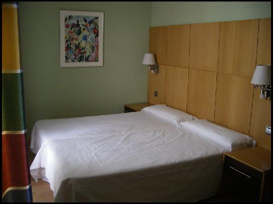 ABC Hotel Conde de Miranda: Habitación doble